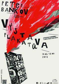 Peter Bankov solo exhibitions in Prague 2014