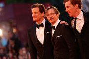 Benedict Cumberbatch and Colin Firth Photo