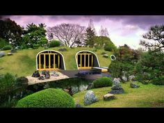 Sheltered Earth Housing - YouTube