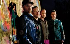 Coldplay. Going August 11th.