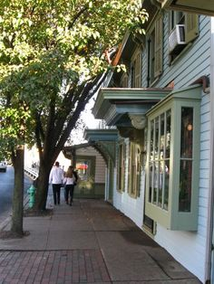 Our Visit to New Hope and Lambertville Pennsylvania Destinations Hunterdon County Destinations