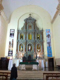 Valladolid - Main Church Altar