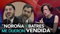 Denise Dresser dice que hay una Campaña en su Contra por el VOTO NULO ¿ÉSTO QUIERES PARA FUTURA PRESIDENTA DE MÉXICO?