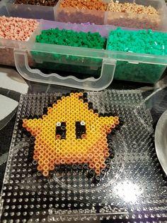 Mario Bros star Hama midi