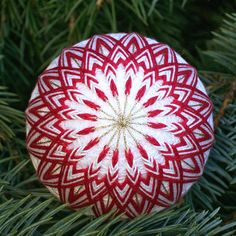 Christmas Peppermint by Crafty Panties, via Flickr