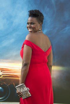 "leslie jones | Actress Leslie Jones attends the Los Angeles Premiere of ""Ghostbusters ..."
