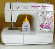 Tutorial para engrasar la máquina de coser (La pequeña aprendiz)