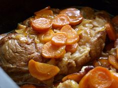 RECETTE JARRET DE VEAU AU CIDRE - http://mesrecettesdecuisine.com/recette-jarret-de-veau-au-cidre/