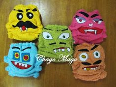 MONSTER CLOTH DIAPERS <3