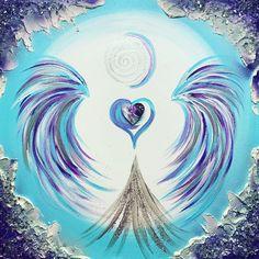 #herzengel#heartangel#herzoase#spirit#love#loveart#carmen-art#soul#art#artwork#painting#energy#herzenergie#dekoideen#decoration#happiness#happynez#grateful#gratitude#morelove#carmens