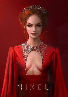 Fantasy Art Women, Beautiful Fantasy Art, Dark Fantasy Art, Fantasy Girl, Arte Digital Fantasy, Digital Art Girl, Anime Art Girl, Manga Art, Fantasy Character Design