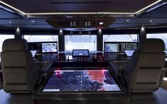 Head Up Display, User Experience Design, Heads Up, Luxury Yachts, Spaceships, More, Bridge, Future, Ideas