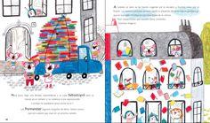 El número 7 de la calle Sebastopol. Cristina Camarena y Natascha Rosenberg, cuento que forma parte del libro Batiscafo en el mar.