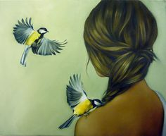 """""""Great Wings"""" by Amy Judd"""