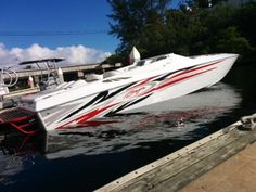 2004 Baja 33 Outlaw SST located in Florida for sale
