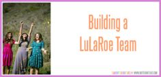 Building your LuLaRo