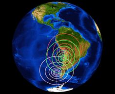 MEGA QUAKE COMING? 300 earthquakes in a week cause fear in Chile...