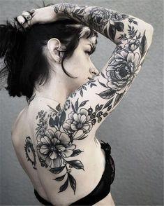 beautiful flower tattoo designs ideas women must see – style clothing …. - flower tattoos - 30 beautiful flower tattoo designs ideas women must see style clothing . Tattoos For Women Flowers, Beautiful Flower Tattoos, Sleeve Tattoos For Women, Tattoo Sleeve Designs, Flower Tattoo Designs, Women Sleeve, Woman Tattoo Sleeves, Amazing Sleeve Tattoos, Tattoo Ideas Flower