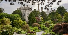 Sizergh Castle and Garden in the Lake District England