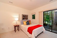 2nd Downstairs Bedroom - 102 Fern Bluff Way Cary, NC | Don Johnson Real Estate Team