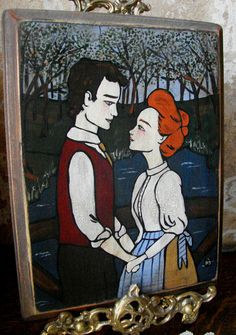 Anne and Gilbert- Anne of green Gables