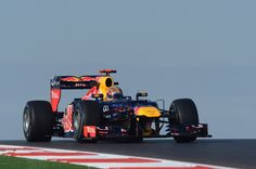 US GP Circuit of Austin - 2nd place for Vettel - RED BULL CONSTRUCTORS CHAMPIONS 2012 #OZRACING