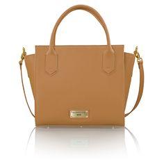 DANIELLA Sandybrown leather bag by ANNAMARIA PAP #luxurybag #luxury #handbag #leatherbag #leather #premiumbag #fashion #bag #designerbag #handmade