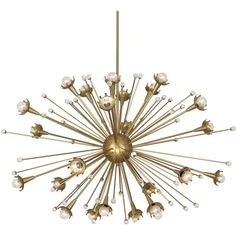 Topography Home offers the Jonathan Adler Sputnik Chandelier by Robert Abbey. Visit our online store to order your Robert Abbey products today. Jonathan Adler, Sputnik Chandelier, Modern Chandelier, Chandelier Lighting, Luxury Lighting, Modern Lighting, Lighting Ideas, Coastal Lighting, Retro Lighting