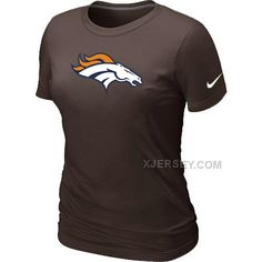 http://www.xjersey.com/danver-broncos-brown-womens-logo-tshirt.html Only$26.00 DANVER BRONCOS BROWN WOMEN'S LOGO T-SHIRT #Free #Shipping!