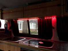 Wow, it's been 5 years since I first posted about theLED lighting for the Campervan. I recently installed a really cheap LED lighting strip that is colour changing by remote control and thou…