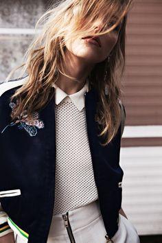 8 chaquetas de entretiempo (y ninguna es un 'blazer') © Fotografía: Estevez & Belloso. Realización: María Molina