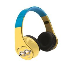 MOI MOCHE MECHANT Casque Audio Bluetooth Minions - Achat / Vente casque audio enfant MMM Casque bluetooth - Cdiscount