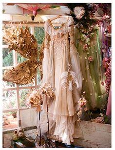fairy dress - (Source: sirenschool)