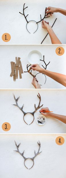 DIY Deer Costume | LaurenConrad.com