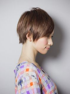 Cute long pixie