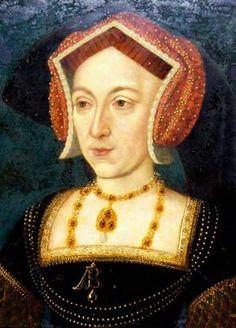 Another media frenzy regarding Anne Boleyn's facial features.Lucy Churchill sets the record straight on the recent Anne Boleyn portrait hype! #Tudor #TudorNews