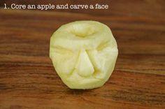 How to Mummify an Apple