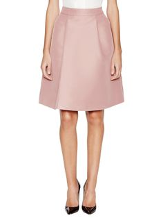 Pleated A-Line Skirt by kate spade new york at Gilt