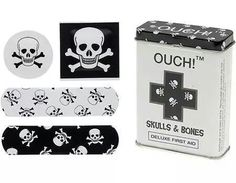 Skull first aid !