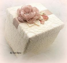 Baby Keepsake Box Ivory Blush Tan Beige Champagne Girl | Etsy