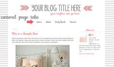 centered page tabs Internet, Social Media Buttons, Interesting Information, Interesting Blogs, Blogger Tips, Blogger Help, Blog Love, Creative Advertising, Business Website