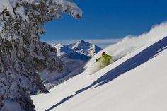 Skifahren in den Rocky Mountains #merianlovescanada