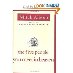 the 5 people you meet in heaven