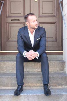 Die 15 Besten Bilder Von Blauer Anzug Man Fashion Bow Tie Suit