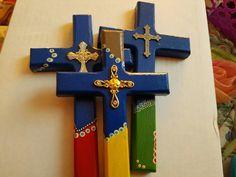 Beautiful crosses