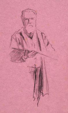 FRANTIŠEK BÍLEK Autoportrét