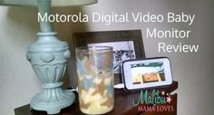 New #review of the #Motorola digital video #babymonitor - here's why I love it!