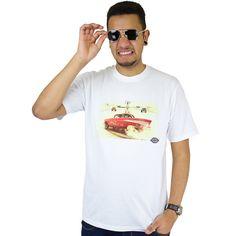 T-Shirt Dickies Hot Rod Classic white ★★★★★