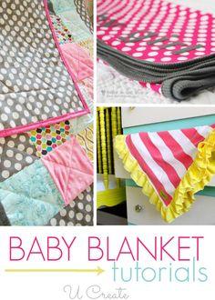 baby blankets DIY