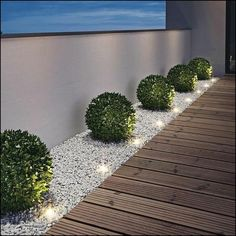 Patio garden design best balcony garden designs and ideas for 2019 page 46 70 magical side yard and backyard gravel garden design ideas Front Yard Landscaping, Landscaping Ideas, Inexpensive Landscaping, Modern Landscaping, Back Gardens, Outdoor Gardens, Small Front Gardens, Balkon Design, Backyard Garden Design